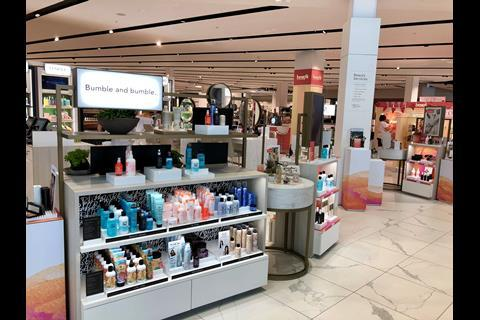 01da4b6bbd2 In pictures: Debenhams and Estee Lauder's new beauty hub | News ...